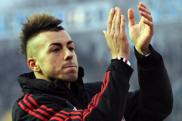New Milan Deal for El Shaarawy