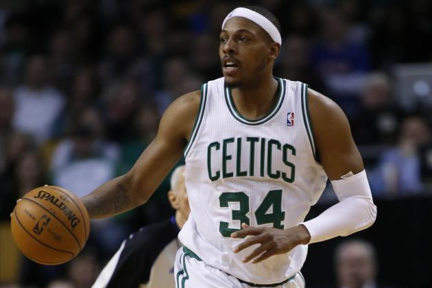 Paul Pierce (Still) Wants to Retire as a Celtic