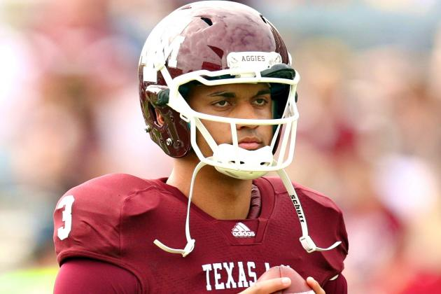 Texas A&M Football: Jameill Showers Made the Right Decision to Transfer
