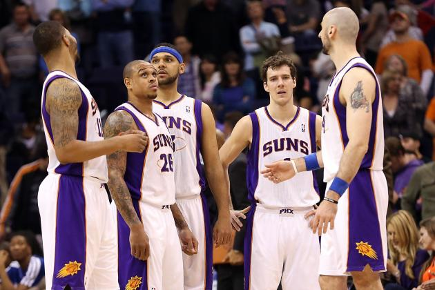 Suns Aren't Tanking the Season