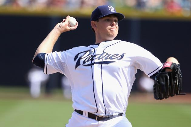 Report: Padres Sign Stauffer to Minor League Deal