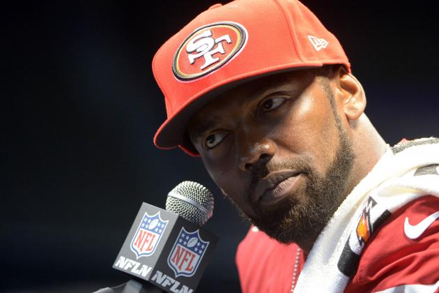 Randy Moss Calls Himself Best Receiver to Play the Game
