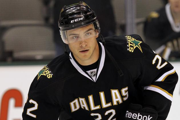 Dallas Stars Send Colton Sceviour Back to Texas Stars