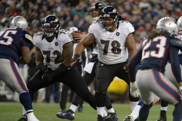 Can the Baltimore Ravens Offensive Line Handle the 49ers Defensive Pressure?