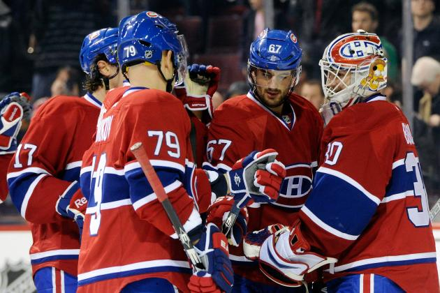 No Celebrating in Canadiens Dressing Room Over Subban Signing