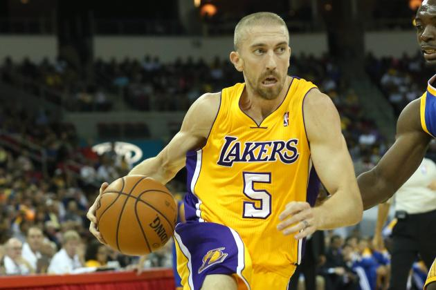 Los Angeles Lakers: Impact of Steve Blake's Return
