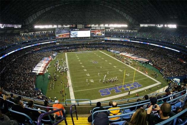 Buffalo Bills Extend Toronto Series, Kill Home-Field Advantage for 5 More Years