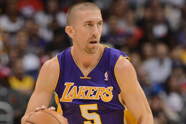 Steve Blake Cleared for Return to Lakers