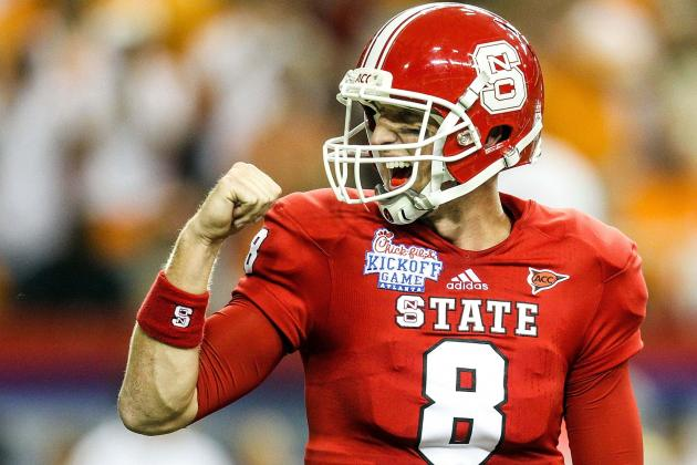 NC State QB Mike Glennon Can't Fix the New York Jets