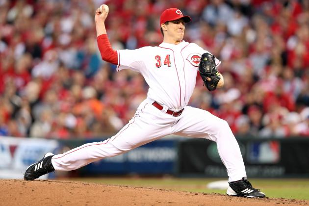 Cincinnati Reds Looking to Close in on Long-Term Deal with Homer Bailey