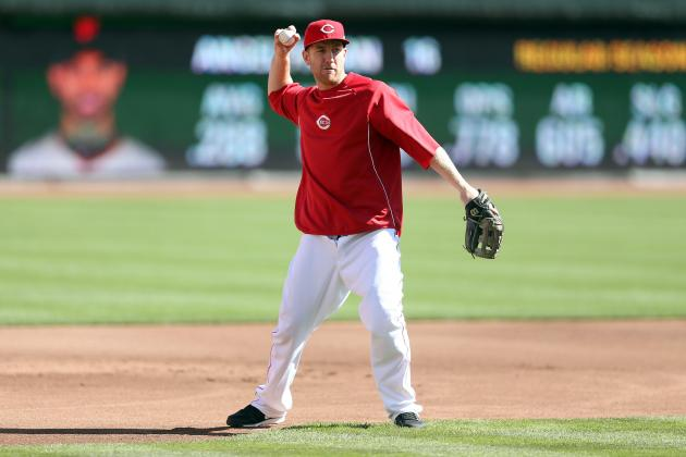 Reds' Todd Frazier Can't Wait to Get Started