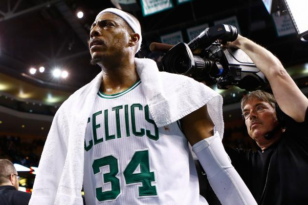 How Paul Pierce's Game Has Eroded Since Last Season