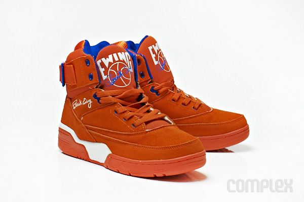 Grading the Slick New Patrick Ewing Retro Shoes