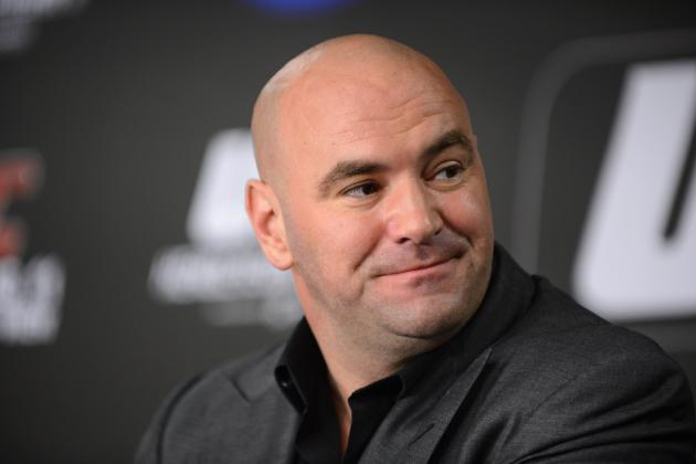 UFC President Dana White on Randy Couture Signing with Bellator: 'I Love It'