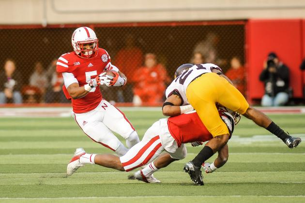 Nebraska Football: If Braylon Heard Leaves, Husker Backfield Still in Good Shape