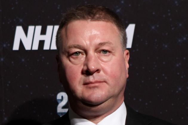 Gillis Says He Needs More Time to Get Right Read on His Team