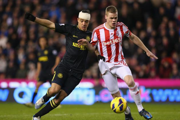 Match Report: Stoke 2-2 Wigan