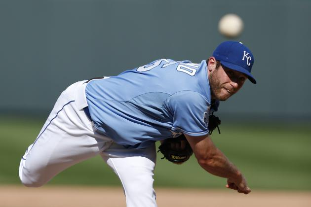 Greg Holland: Future Closer for Kansas City Royals?
