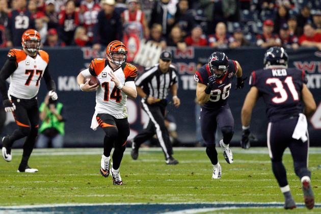 Cincinnati Bengals: Why the Bengals Should Implement Pistol Offense in 2013