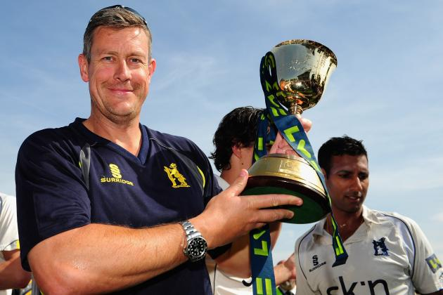 Ashley Giles Relaxes as 'Frankenstein's Monster' of a Squad Leaves