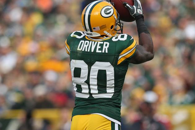 Report: Vikings Interested in Donald Driver
