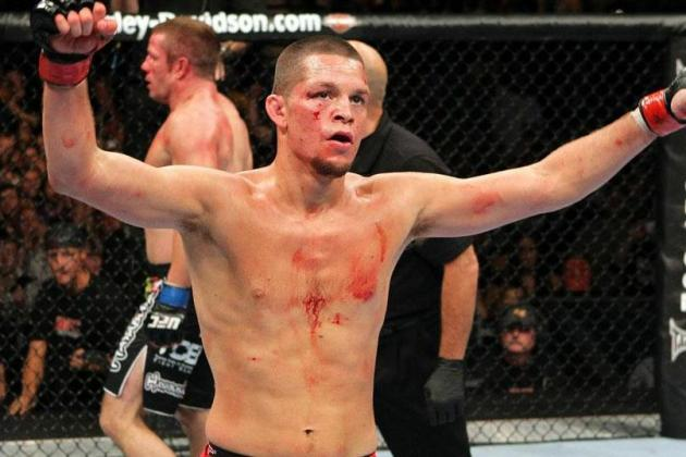 Nate Diaz to Face Thomson at 'UFC on Fox 7'