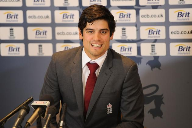 Alastair Cook Says England Have 'learned a Lot' from India Series