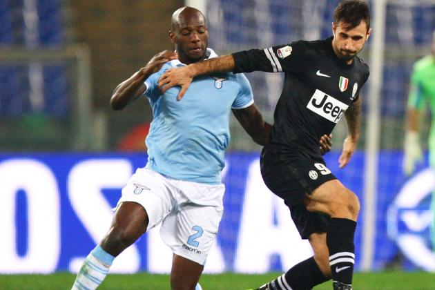 Coppa Italia: Lazio End Juventus Double Hopes