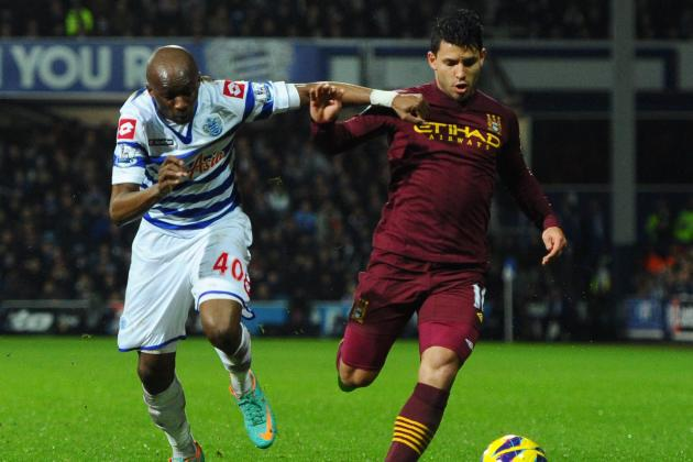 Queens Park Rangers 0 Manchester City 0