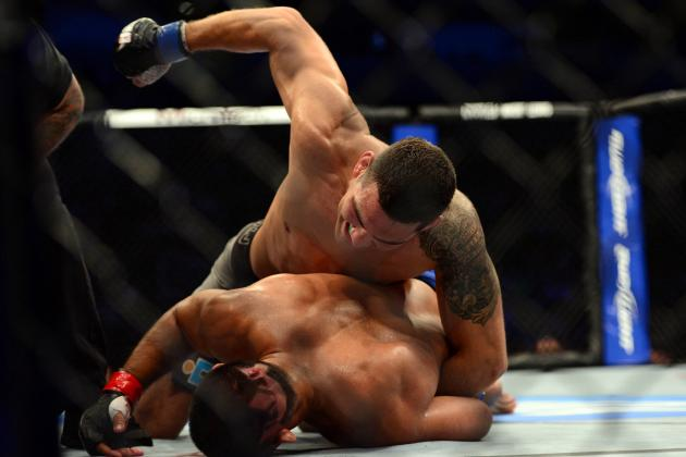 Chris Weidman: Anderson Silva Is Avoiding Fight with Me 'At All Costs'