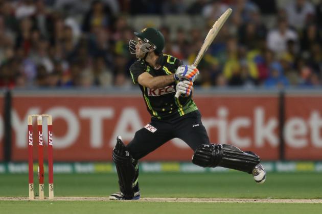 Maxwell Apologises to Sri Lankans
