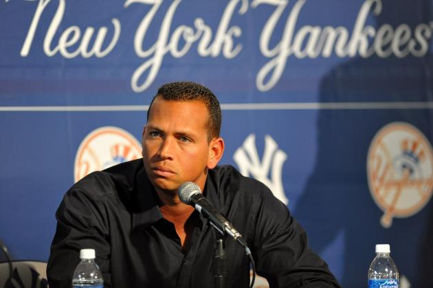 New York Yankees: Bombers Working to Void Remainder of Alex Rodriguez's Contract