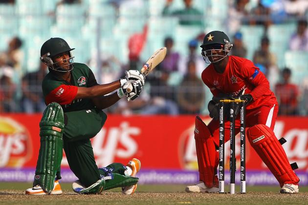 Kenyan Cricket Wars Hangs in the Balance