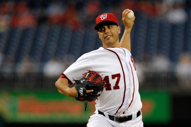 Gio Gonzalez: PED Speculation Surrounding Ace Won't Hurt Nationals' Season