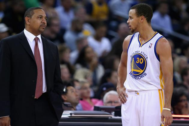Mark Jackson Rightfully Sits an Injured Stephen Curry