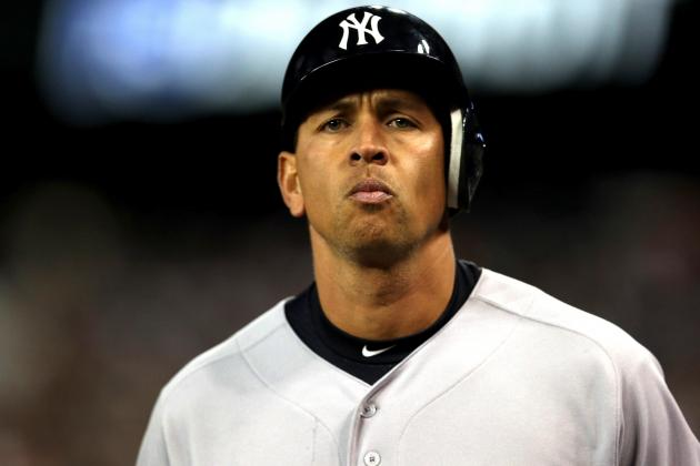 New York Yankees Reportedly Exploring Ways to Void Alex Rodriguez's Contract