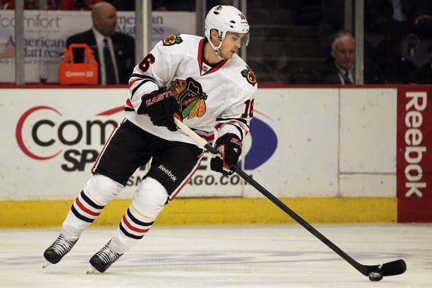 Chicago Blackhawks: Marcus Kruger Finally Finding NHL Success