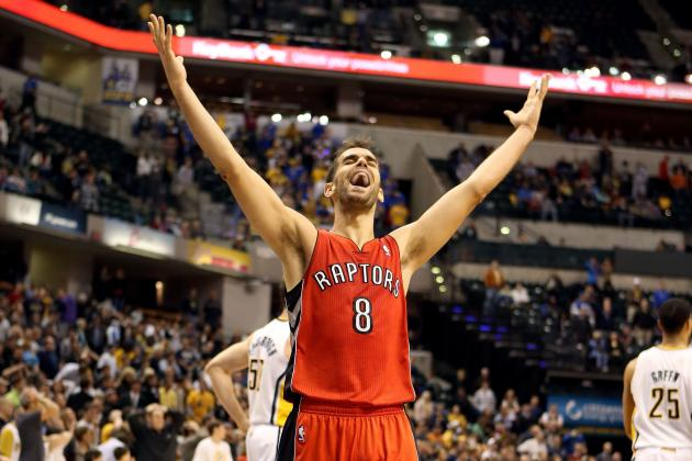 Jose Calderon: Raptors Guard Isn't Worth Financial Headache in Potential Trade