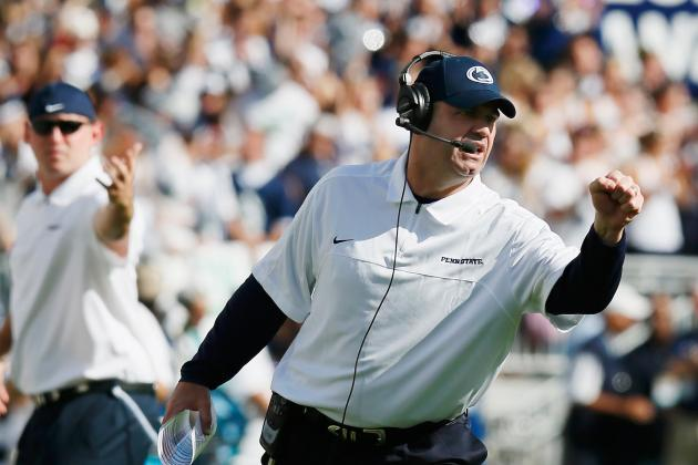 Penn State Football Recruiting: Nittany Lions' Top Priority on Signing Day