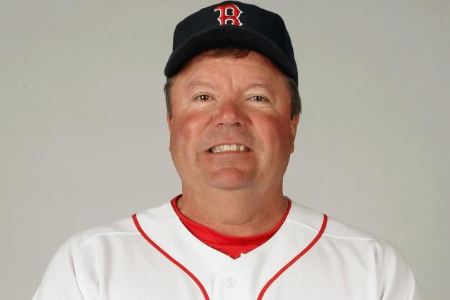 Red Sox Bullpen Coach Gary Tuck Leaves Red Sox
