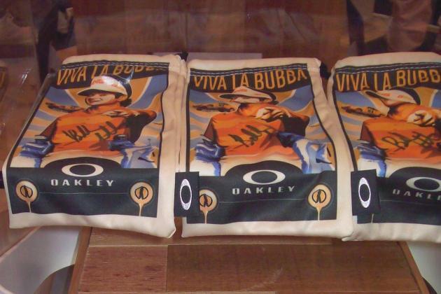 PGA Merchandise Show: 'Viva La Bubba,' Bubba Watson's New Clothes