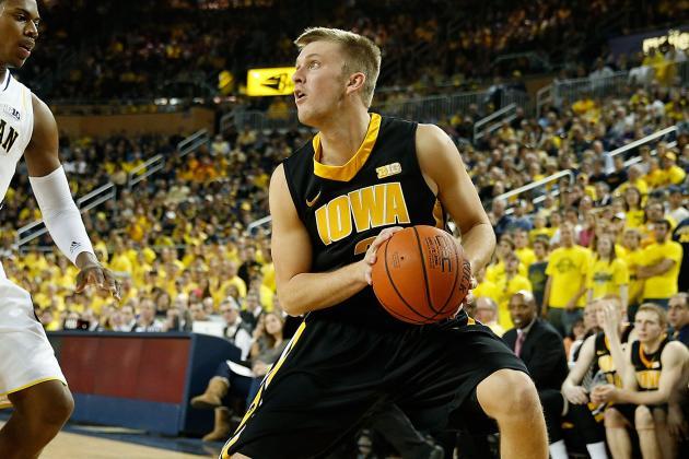 Iowa Men's Basketball: Josh Oglesby Longing for Long-Range Answers