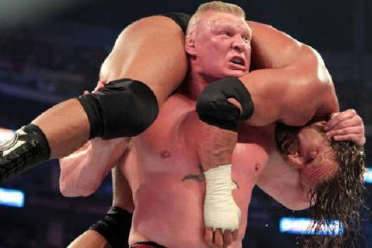 Brock Lesnar:  A Match With Triple H Must Happen at Elimination Chamber