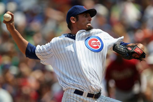 Cubs Starting Rotation Projection, For Real