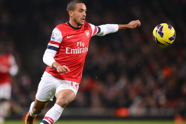 What Does Theo Walcott Bring to Arsenal?
