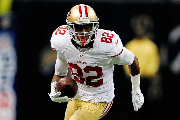 Manningham a Super Bowl Spectator for 49ers