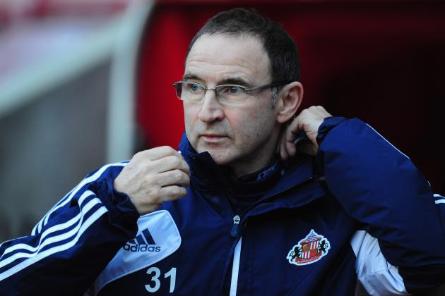 Transfer news: Martin ONeill waiting on Sunderland bids