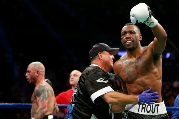 Austin Trout: On the Campaign Trail to Land a Fight with Canelo
