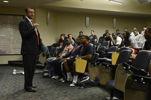 Auburn Football: Mental Adjustments Key to 2013 Success