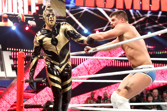 Royal Rumble 2013 Results: Goldust Reaction Proves He Should Get One Last Run